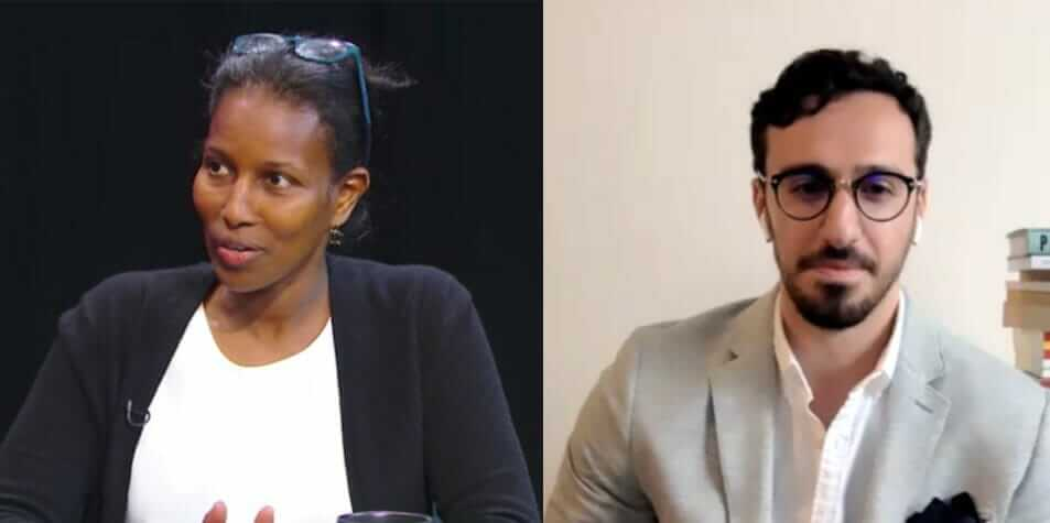 Ayaan Hirsi Ali Interview on Islam, Immigration and Christopher Hitchens