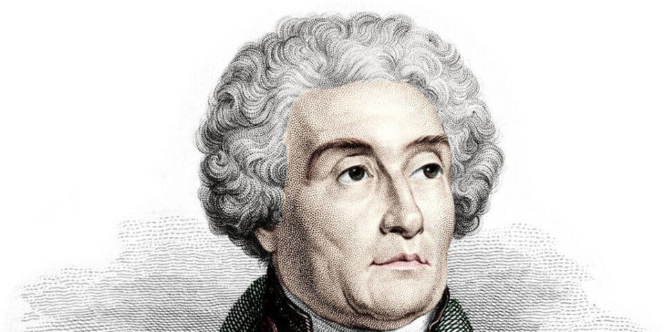 Who Was Joseph de Maistre? (And Why He Matters) | Merion West